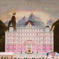 Cover image for The Grand Budapest Hotel : original soundtrack