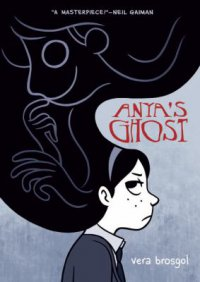 Cover image for Anya's ghost