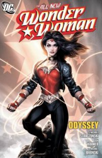 Cover image for Wonder Woman : : odyssey volume one