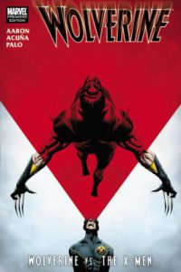 Cover image for Wolverine vs. the X-Men