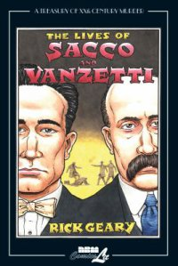Cover image for The lives of Sacco & Vanzetti