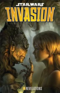 Cover image for Star Wars Invasion.