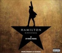 Cover image for Hamilton : original Broadway cast recording