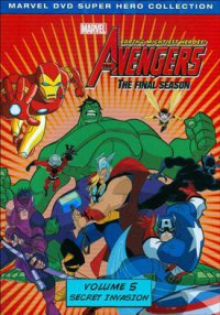 Cover image for The Avengers, Earth's mightiest heroes, : secret invasion
