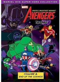Cover image for The Avengers, Earth's mightiest heroes.