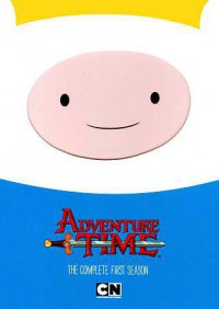 Cover image for Adventure time.