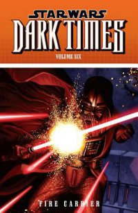 Cover image for Star Wars, Dark times.