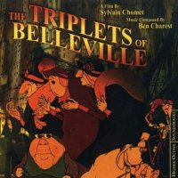 Cover image for The Triplets of Belleville