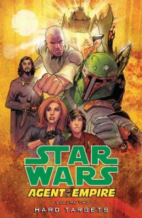 Cover image for Star Wars, agent of the empire.