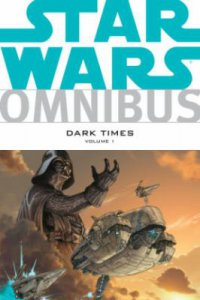 Cover image for Star Wars Omnibus.