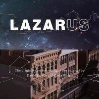Cover image for Lazarus : original New York cast.