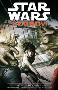 Cover image for Star Wars : :  Legacy,