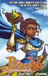 Cover image for Princeless.