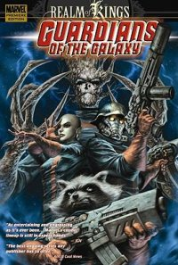 Cover image for Guardians of the galaxy.