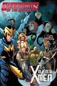 Cover image for Guardians of the galaxy/all-new X-Men.