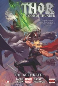 Cover image for Thor : : God of Thunder.