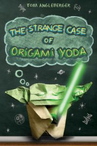 Cover image for The strange case of Origami Yoda