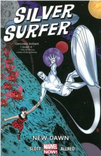Cover image for Silver Surfer.