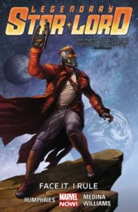 Cover image for Legendary Star-Lord.