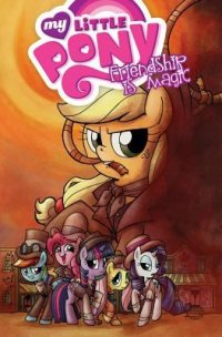 Cover image for My little pony, friendship is magic.
