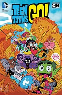 Cover image for Teen Titans go!