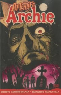 Cover image for Afterlife with Archie.