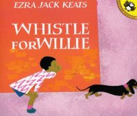 Cover image for Whistle for Willie