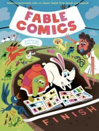 Cover image for Fable comics