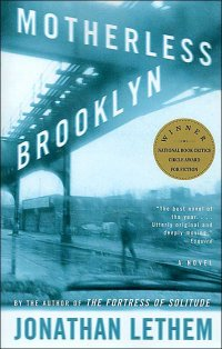 Cover image for Book clubs to go : : Motherless Brooklyn.