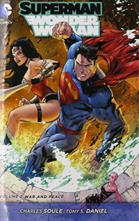Cover image for Superman/Wonder Woman.
