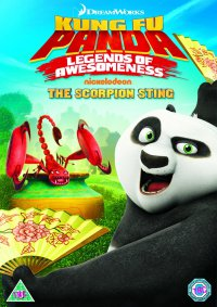Cover image for Kung Fu Panda, legends of awesomeness.