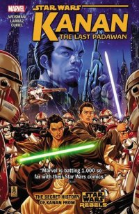 Cover image for Star Wars Kanan.