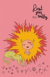 Cover image for First year healthy