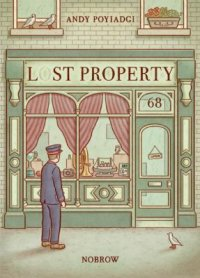 Cover image for Lost property