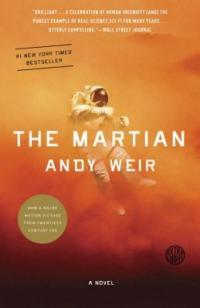 Cover image for Book clubs to go : : The Martian.