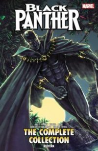 Cover image for Black Panther : : the complete collection.