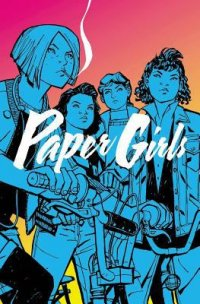 Cover image for Paper girls.