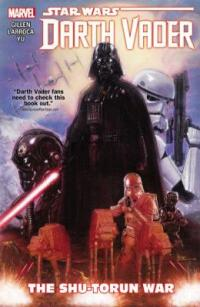 Cover image for Star Wars Darth Vader.