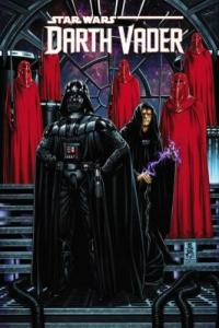 Cover image for Star wars: Darth Vader.