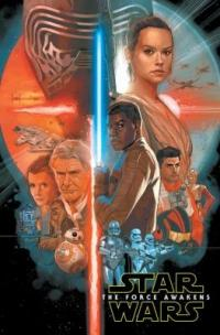 Cover image for Star wars: The Force awakens
