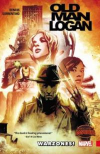 Cover image for Old Man Logan.