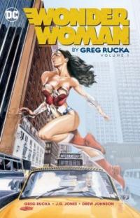 Cover image for list titled 'NEW Wonder Woman'