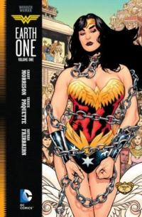 Cover image for Wonder Woman, earth one.