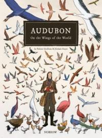 Cover image for Audubon : : on the wings of the world