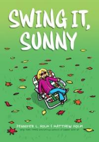 Cover image for Swing it, Sunny!