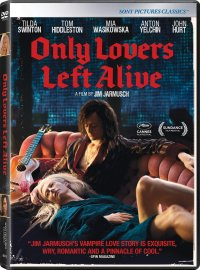 Cover image for Only lovers left alive