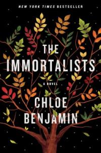 Cover image for The immortalists