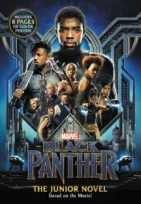 Cover image for Black Panther : : the junior novel