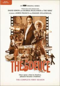 Cover image for The deuce.