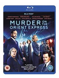 Cover image for Murder on the Orient Express 2017